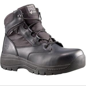 Timberland pro valor boots size 6 mens